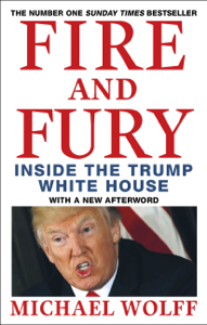 Fire and Fury La couverture du livre martien