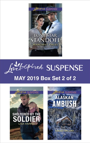 Margaret Daley, Lisa Harris & Sarah Varland - Harlequin Love Inspired Suspense May 2019 - Box Set 2 of 2