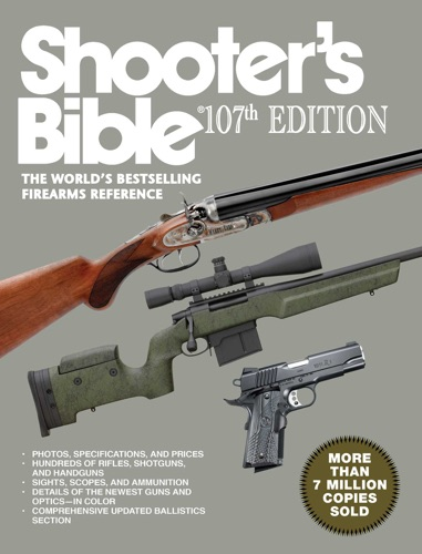 Jay Cassell - Shooter's Bible, 107th Edition