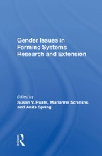 Gender Issues In Farming Systems Research And Extension