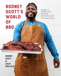 Rodney Scott's World of BBQ by Rodney Scott & Lolis Eric Elie Book Cover