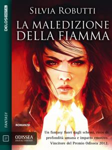 La maledizione della fiamma Libro Cover