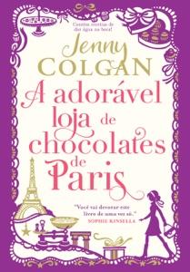 A adorável loja de chocolates de Paris Book Cover