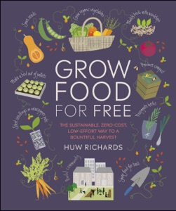 Grow Food For Free Book Cover