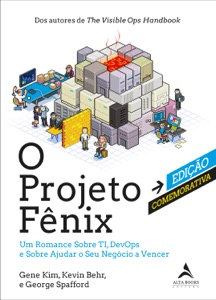 O Projeto Fênix – Edição Comemorativa Book Cover