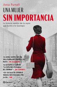 Una mujer sin importancia Book Cover