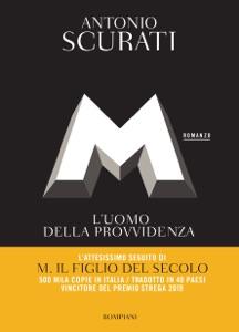 M. L'uomo della provvidenza Book Cover