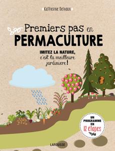 Premiers pas en permaculture La couverture du livre martien