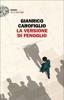 Gianrico Carofiglio - La versione di Fenoglio artwork