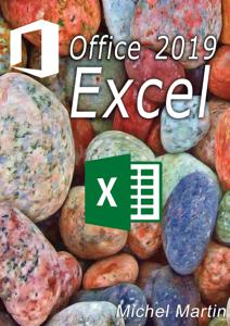 Excel 2019 La couverture du livre martien