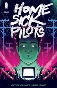 Home Sick Pilots #3 Book Cover