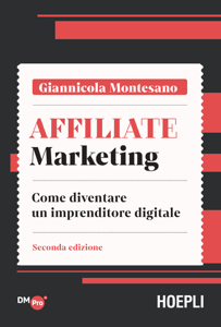 Affiliate Marketing Libro Cover