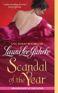 Scandal of the Year Book Cover