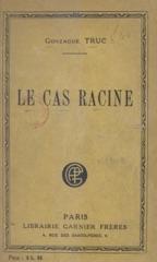 Le cas Racine