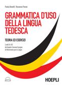 Grammatica d'uso della lingua tedesca Book Cover