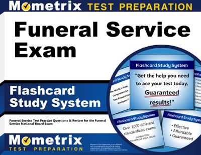 Funeral Service Exam Flashcard Study System: