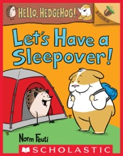 Let's Have a Sleepover!: An Acorn Book (Hello, Hedgehog! #2)