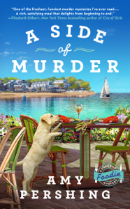 A Side of Murder Book Cover