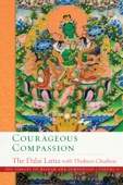 Courageous Compassion Book Cover