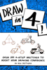 Draw in 4! Over 100 4-Step Sketches to Boost Your Drawing Confidence - Ben Crothers