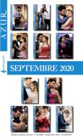 Download and Read Online Pack mensuel Azur 11 romans + 1 gratuit (Septembre 2020)