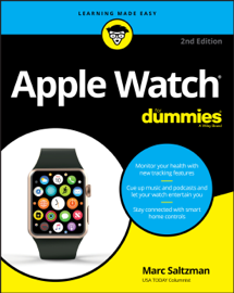 Apple Watch For Dummies book