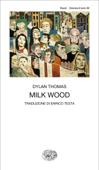 Milk Wood Book Cover