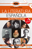 La Literatura española en 100 preguntas Book Cover