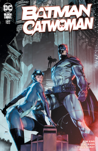 Batman/Catwoman (2020-) #2 Book Cover