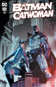 Batman/Catwoman (2020-) #2 Book Cover