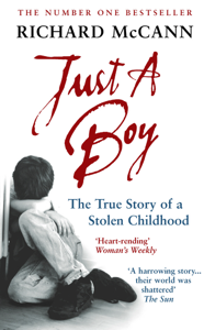 Just A Boy Buch-Cover