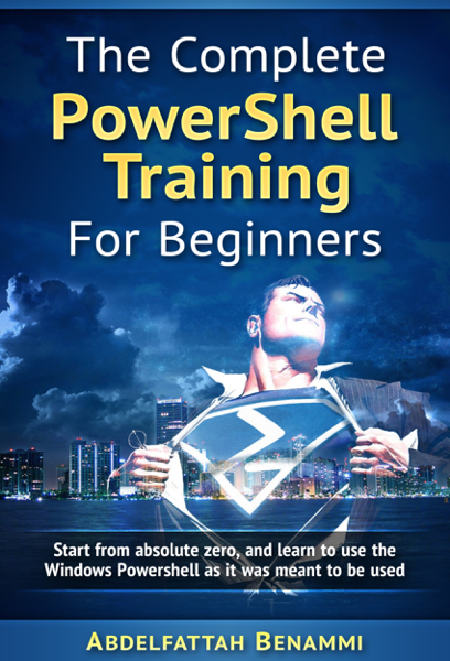 The Complete Powershell Training for Beginners