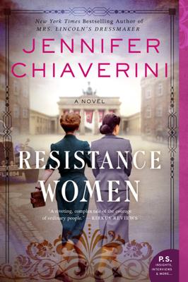 Jennifer Chiaverini - Resistance Women book