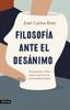 José Carlos Ruiz - Filosofía ante el desánimo portada