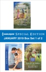 Harlequin Special Edition January 2019 - Box Set 1 Of 2