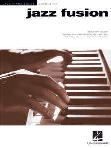 Jazz Fusion La couverture du livre martien