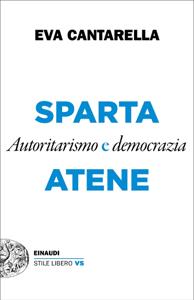 Sparta e Atene Copertina del libro