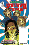 Free Comic Book Day 2020 (All Ages) Stranger Things/Minecraft