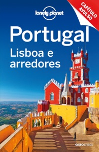Lonely Planet Portugal: Lisboa e arredores Book Cover