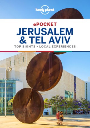 Pocket Jerusalem & Tel Aviv Travel Guide - Lonely Planet