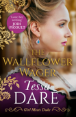 The Wallflower Wager Book Cover