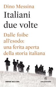 Italiani due volte Copertina del libro