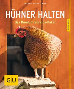 Hühner halten Buch-Cover