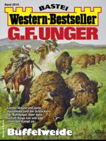 G. F. Unger - G. F. Unger Western-Bestseller 2510 - Western artwork