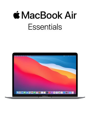 MacBook Air Essentials Book