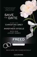 E L James - Freed - Fifty Shades of Grey. Befreite Lust von Christian selbst erzählt - artwork