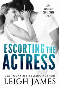Escorting the Actress Book Cover