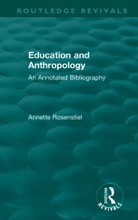Education And Anthropology
