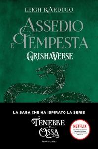 Grishaverse - Assedio e tempesta da Leigh Bardugo Copertina del libro