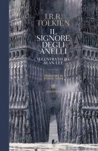 Il Signore degli Anelli (illustrato) Book Cover